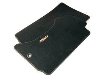 Carpet Mat Set, Luxury Black, MX5 Mk3/3.5/3.75