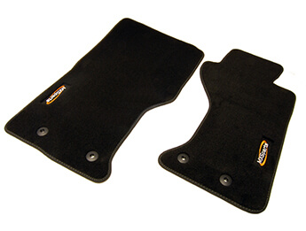 Carpet Mat Set, Luxury Black, RHD MX5 Mk4