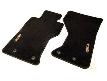 Carpet Mat Set, Luxury Black, LHD MX5 Mk4