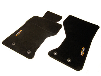 Carpet Mat Set, Standard Black, LHD MX5 Mk4