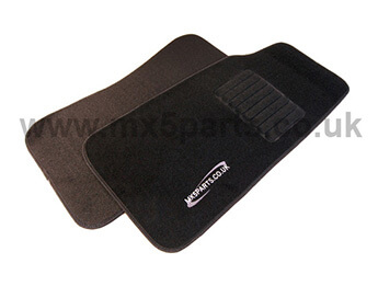 Carpet Mat Set, RHD