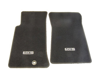 Carpet Mat Set, Genuine Mazda, MX5 Mk1/2/2.5 LHD