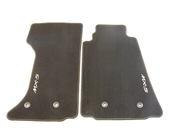 Carpet Mat Set, Genuine Mazda, MX5 Mk3 LHD, 2005>2008