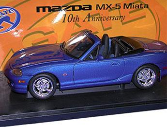 Gates 1 18 Model Mx 5 Mazda Mx5 Mk2