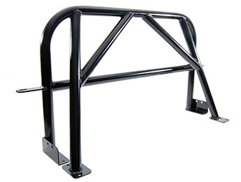 TR Lane V Shaped Roll Bar With Harness Bar, MX5 Mk1/2/2.5