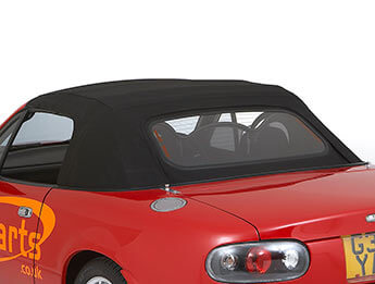 Vinyl Hood with Glass Window, Special Colours, MX5 Mk1/2/2.5