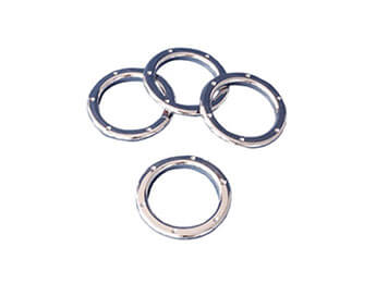 Chrome TT Style Vent Rings, Mk1/2/2.5