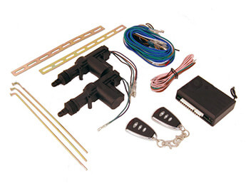 Central Locking Kit, Mk1/2/2.5