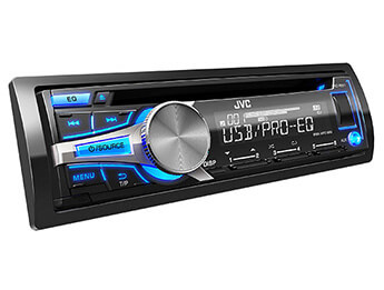 JVC KD-R951BT iPod/Phone/Bluetooth CD Head Unit