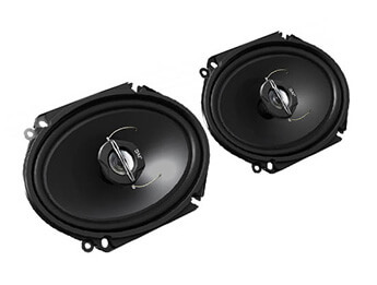 2 Way 250w Door Speaker Upgrade, MX5 Mk2/2.5/3/3.5/3.75