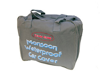 Outdoor Monsoon Car Cover, All Models