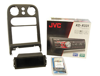 JVC Stolen Radio Replacement Bundle, MX5 Mk1