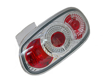 Rear Lamp Set, Clear, MX5 Mk2/2.5 LHD