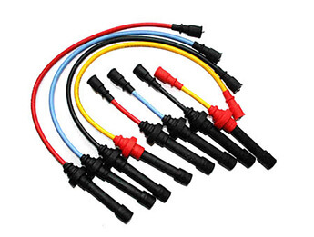 High Performance 8mm Ignition Leads, MX5 1.8L Mk2.5 Only