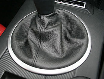 Leather Gear Lever Gaiter, MX5 Mk3