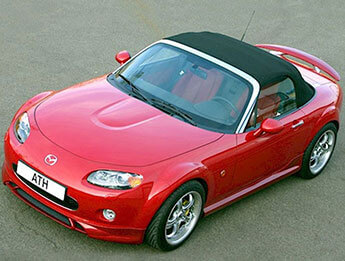 Side Skirts, Mazda MX5 Mk3 from ATH