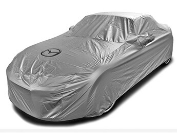 Cover, Outdoor, MX5 Mk3, Genuine Mazda