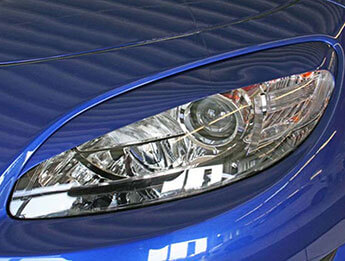 Headlamp Eyelids, MX5 Mk3.5