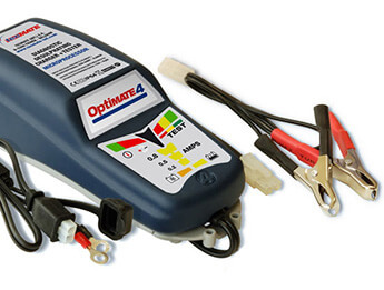 OptiMate 4 Dual Program 12v Battery Charger / Optimiser