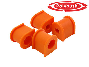 Anti Roll Bar Bush Kit, Polybush, MX5 Mk2/2.5