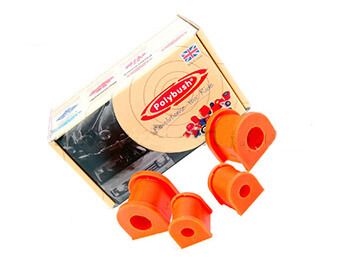 Bush Set, Polyurethane, Anti-Roll Bar, MX5 Mk3/3.5/3.75