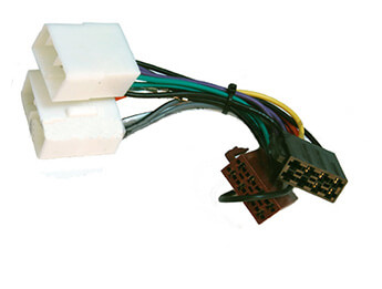 Radio Adaptor Harness, MX5 Mk1/2
