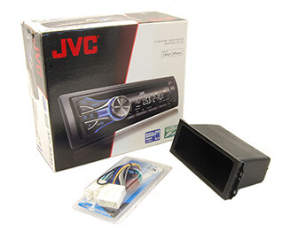 JVC Japanese Radio Upgrade Bundle, MX5 Mk1