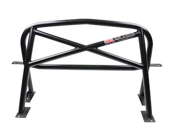 TR Lane X Shaped Roll Bar With Harness Bar, MX5 Mk1/2/2.5