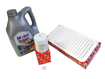 Service Kit, Aftermarket Filters, MX5 Mk3/3.5/3.75