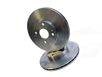 Front Discs, Aftermarket, MX5 Mk1 1.8 & All Mk2/2.5 Std Brake