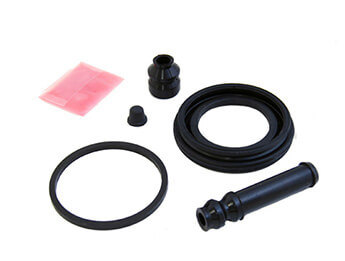 Front Caliper Seal Kit, Mk1/2/2.5 Standard Brake