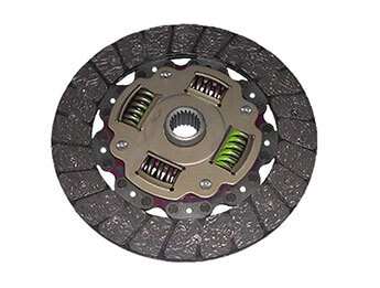 Clutch Disc, Genuine Mazda, MX5 1.8 Mk1/2/2.5