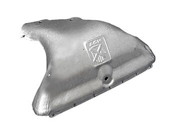 Exhaust Manifold Heat Shield, MX5 Mk1 1.6