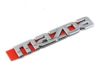 Mazda Rear Mazda Badge, MX5 Mk3/3.5/3.75