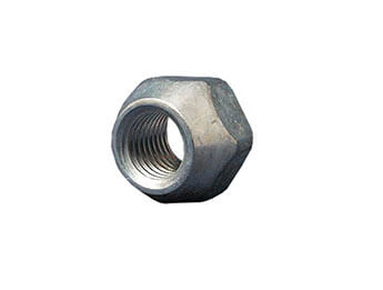 Wheel Nut, Plain