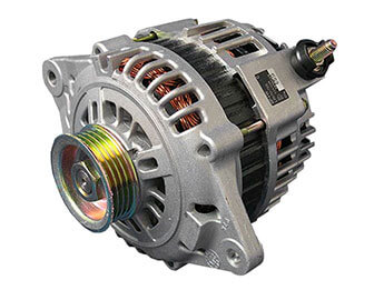 Alternator, Genuine Mazda, MX5 Mk2, New