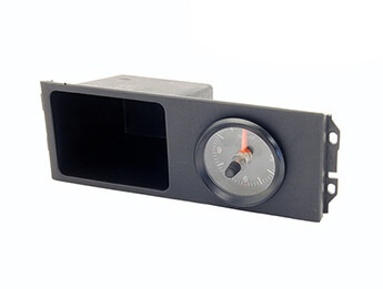 Radio Cubby Box with Black Clock, MX5 Mk1