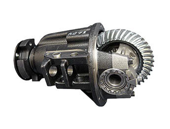 Differential, Standard, Mk1 1.8, MX-5 Mk2/2.5 1.6/1.8 Manual