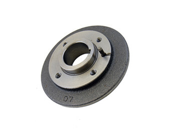 Crankshaft Pulley Boss, MX5 Mk1