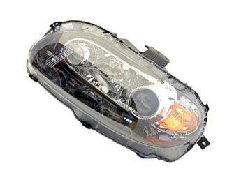 Headlamp, Halogen, LHD MX5 Mk3, 2005>2008