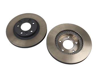 Front Brake Discs, Genuine Mazda, MX5 Mk3/3.5/3.75