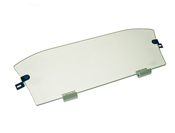 Wind Deflector, Clear Type, Mazda MX5 Mk3/3.5/3.75