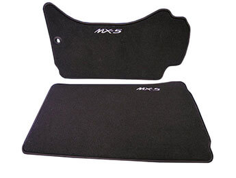 Carpet Mat Set, Genuine Mazda, MX5 Mk3 RHD, 2005>2008