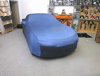 Indoor Car Cover, Genuine Mazda, MX5 Mk3/3.5/3.75