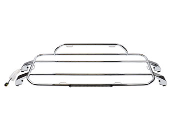 Boot / Luggage Rack With Brake Lamp, Soft Top, MX5 Mk3/3.5/3.75