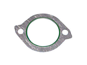 Thermostat Cover & Waterpump Outlet Gasket, Genuine Mazda