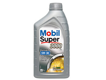 Engine Oil, Fully Synthetic 5W-30, 1Ltr Top Up, Mk4