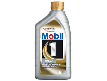 Engine Oil, Fully Synthetic 0W-40, 1 Ltr Top Up, MX5 Mk1/2/2.5/3