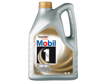 Engine Oil, Fully Synthetic 0W-40, 5 Ltr, MX5 Mk1/2/2.5/3