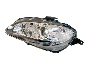 Headlamp, Halogen, LHD Mk3.5 Roadster Coupe, 2008>2012